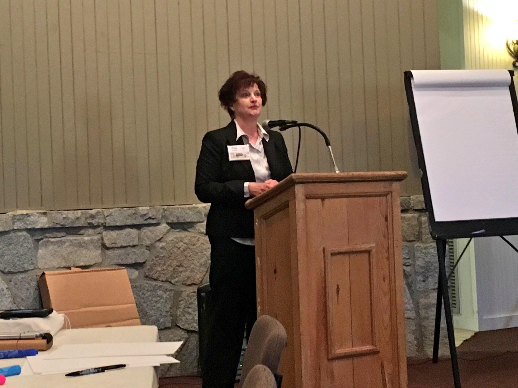 Georgia EMC Facilitator Pat Merritt