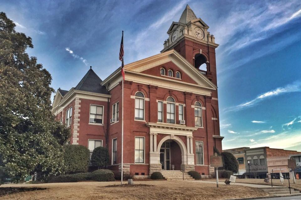 Historic Courthouse To Be Future Visitor, Tourism Center