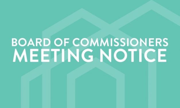 Docket for the May 10, 2021 Board of Commissioners Meeting